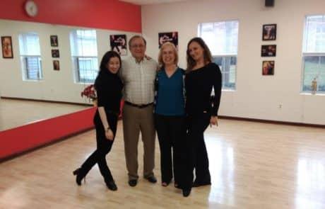 Ballroom Dance Class Red Bank NJ