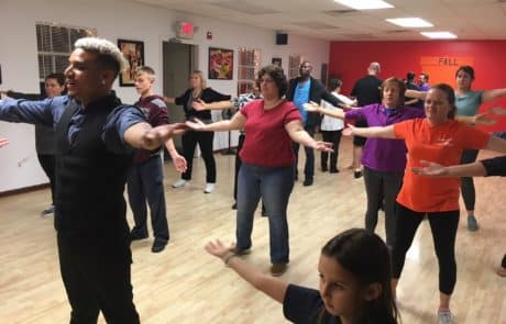 Group Dance Class Red Bank NJ