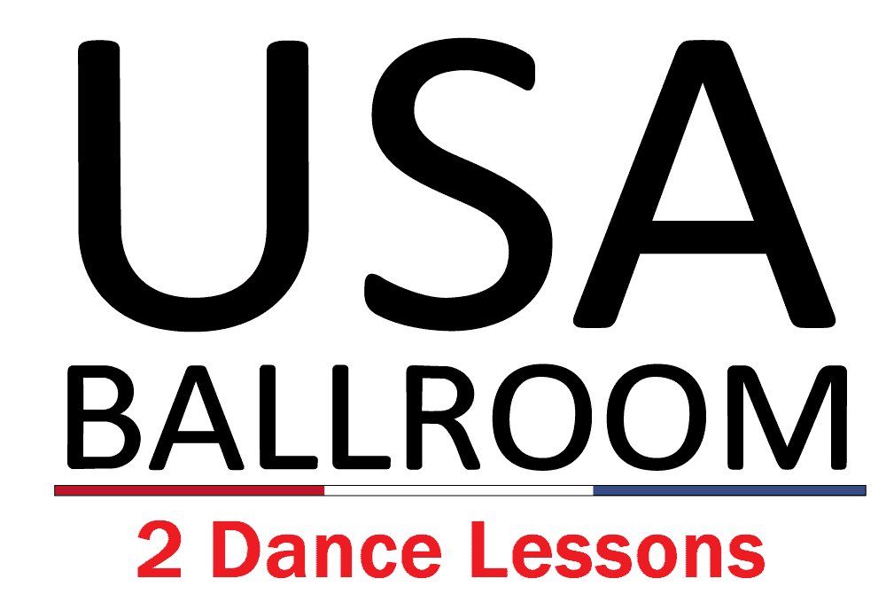 USA Ballrom Gift Certificate 2 Lessons